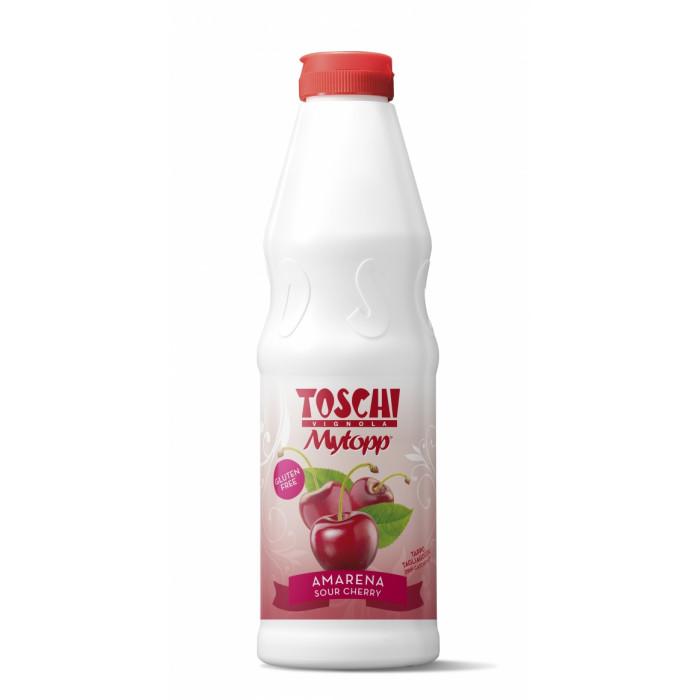Gelq.it | TOPPING SOUR CHERRY Toschi Vignola | Italian gelato ingredients | Buy online | Topping sauces