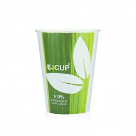 Italian gelato ingredients | Ice cream products | Buy online | DRINK PAPER CUP 45CFB - 400 ML. FSC MATER-BI Medac on BIO cups