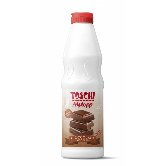 Prodotti per gelateria | Acquista online su Gelq.it | TOPPING CIOCCOLATO di Toschi Vignola. Topping per gelato.
