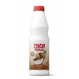Prodotti per gelateria | Acquista online su Gelq.it | TOPPING COCCO di Toschi Vignola. Topping per gelato.