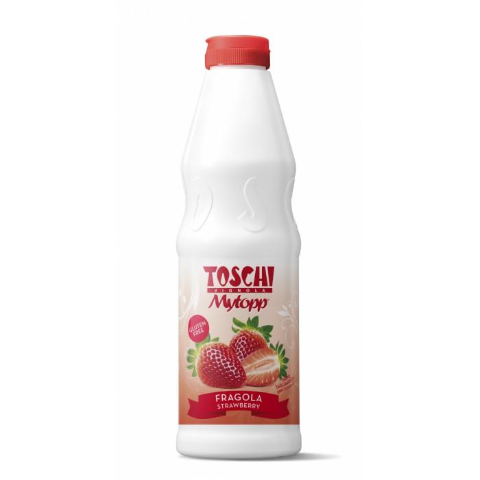 Prodotti per gelateria | Acquista online su Gelq.it | TOPPING FRAGOLA di Toschi Vignola. Topping per gelato.