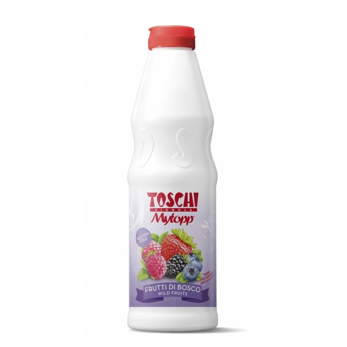 Gelq.it | TOPPING BERRIES Toschi Vignola | Italian gelato ingredients | Buy online | Topping sauces