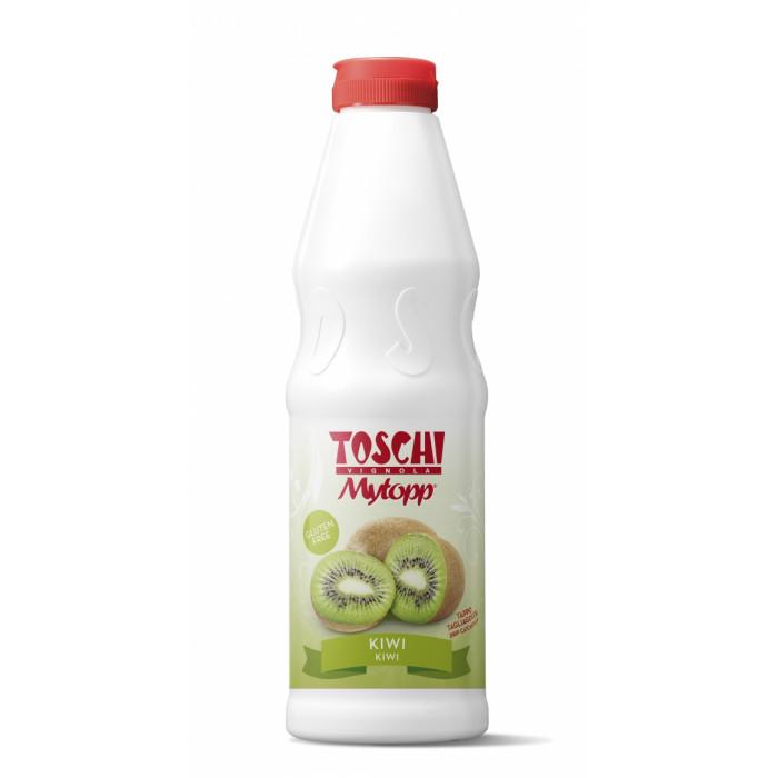 Gelq.it | TOPPING KIWI Toschi Vignola | Italian gelato ingredients | Buy online | Topping sauces