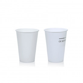 Italian gelato ingredients | Ice cream products | Buy online | DRINK PAPER CUP VC - 200 ML. WHITE Medac on Drink & hot drink pap