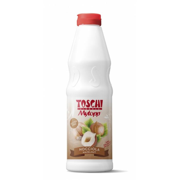 Prodotti per gelateria | Acquista online su Gelq.it | TOPPING NOCCIOLA di Toschi Vignola. Topping per gelato.