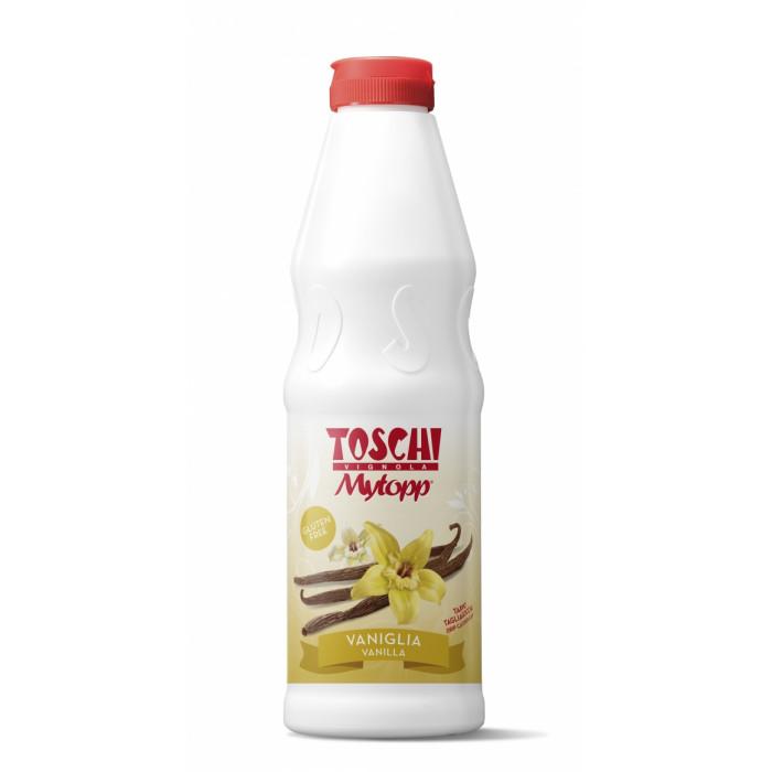 Prodotti per gelateria   Acquista online su Gelq.it   TOPPING VANIGLIA di Toschi Vignola. Topping per gelato.