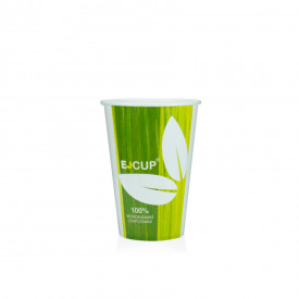 Italian gelato ingredients | Ice cream products | Buy online | DRINK PAPER CUP VCFB - 200 ML. FSC MATER-BI Medac on BIO cups