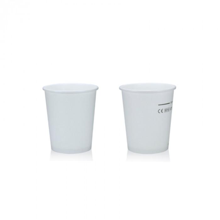 Prodotti per gelateria | Acquista online su Gelq.it | BICCHIERE BIBITA CALDA 10CK - 200 ML. BIANCO di Medac. Bicchieri.