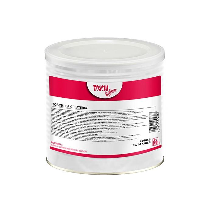 Prodotti per gelateria | Acquista online su Gelq.it | VARIEGATO IRISH CREAM di Toschi Vignola. Variegati creme per gelato.
