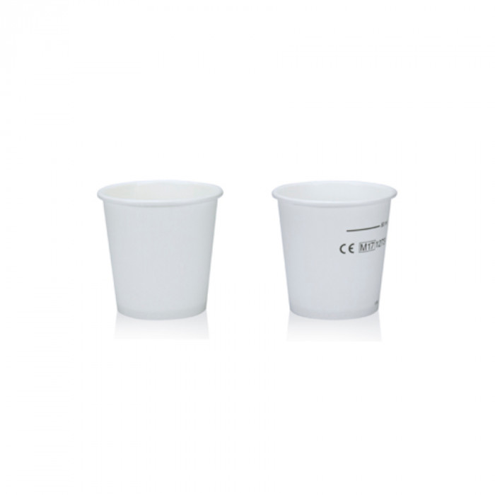Italian gelato ingredients | Ice cream products | Buy online | HOT DRINK PAPER CUP 118CK - 100 ML. WHITE Medac on Drink & hot dr