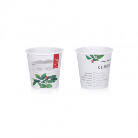 HOT DRINK PAPER CUP 118CK - 100 ML. HOT & CITY