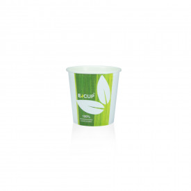 HOT DRINK PAPER CUP 118CK - 100 ML. FSC MATER-BI