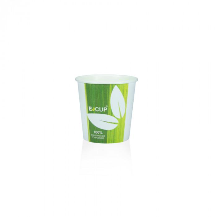 Prodotti per gelateria   Acquista online su Gelq.it   BICCHIERE BIBITA CALDA 118CKFB - 100 ML. FSC MATER-BI di Medac. Coppette e