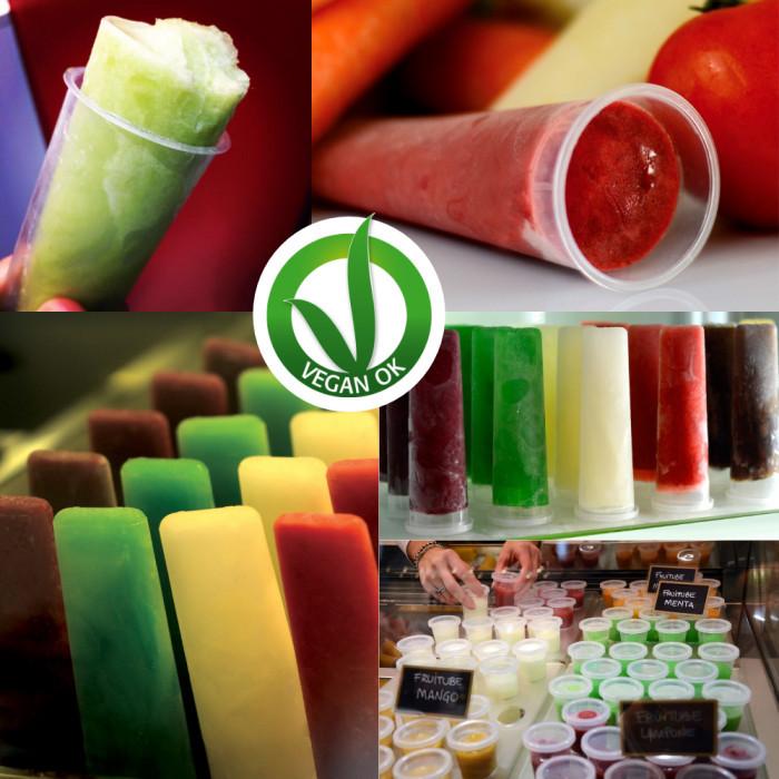 Prodotti per gelateria | Acquista online su Gelq.it | BASE FRUITUBE - GHIACCIOLO DI FRUTTA di Leagel. Basi gelato frutta a caldo