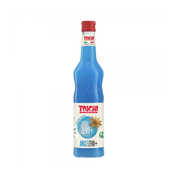 Gelq.it | ANISE SYRUP ZERO+ Toschi Vignola | Italian gelato ingredients | Buy online | Syrups