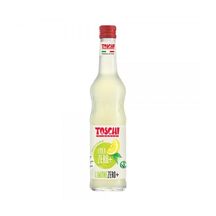 Gelq.it   LEMON SYRUP ZERO+ Toschi Vignola   Italian gelato ingredients   Buy online   Syrups