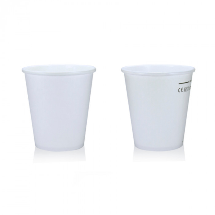 Prodotti per gelateria | Acquista online su Gelq.it | BICCHIERE BIBITA CALDA 30CK - 350 ML. BIANCO di Medac. Bicchieri.