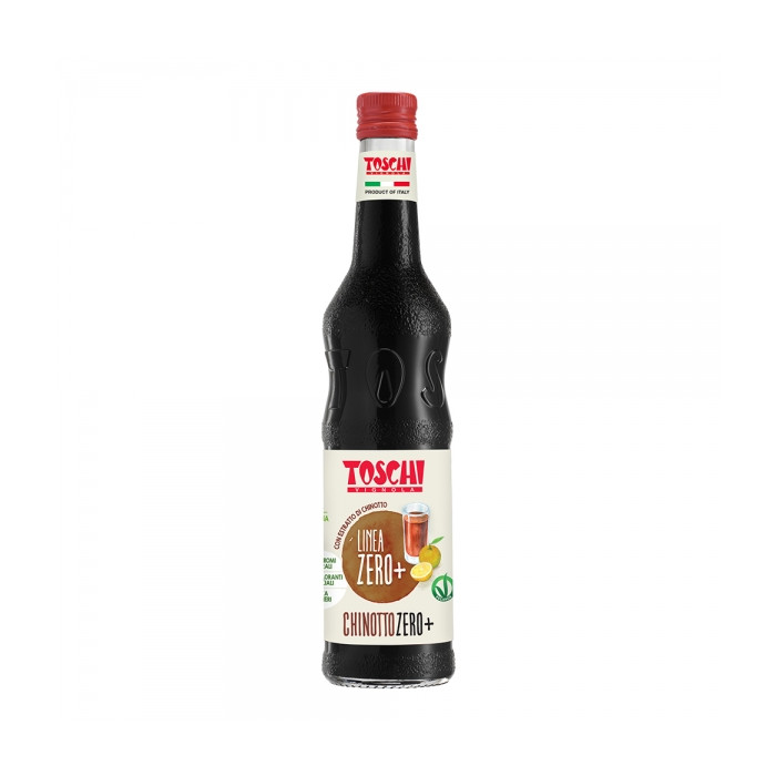 Gelq.it | CHINOTTO SYRUP ZERO+ Toschi Vignola | Italian gelato ingredients | Buy online | Syrups