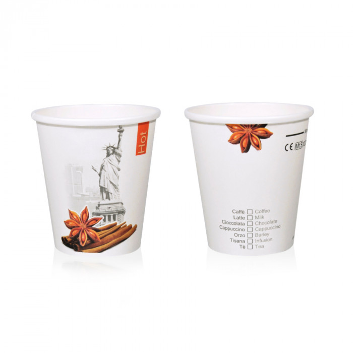 Italian gelato ingredients | Ice cream products | Buy online | HOT DRINK PAPER CUP 30CK - 350 ML. HOT & CITY Medac on Drink & ho