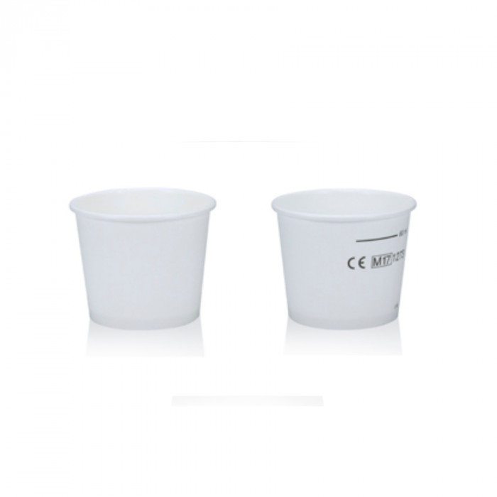 Prodotti per gelateria | Acquista online su Gelq.it | BICCHIERE BIBITA CALDA 80CK - 80 ML. BIANCO di Medac. Bicchieri.