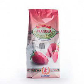 Acquista online su Gelq.it |Elenka BASE CONCA D'ORO FRAGOLA 500. Prodotti per la tua gelateria. Base gelato Elenka.