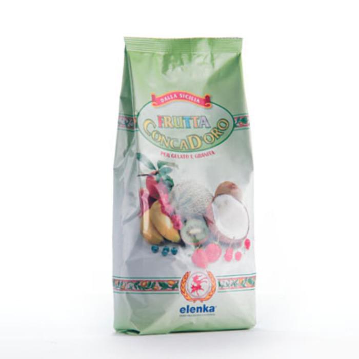 Acquista online su Gelq.it |Elenka BASE CONCA D'ORO PESCA 500. Prodotti per la tua gelateria. Base gelato Elenka.