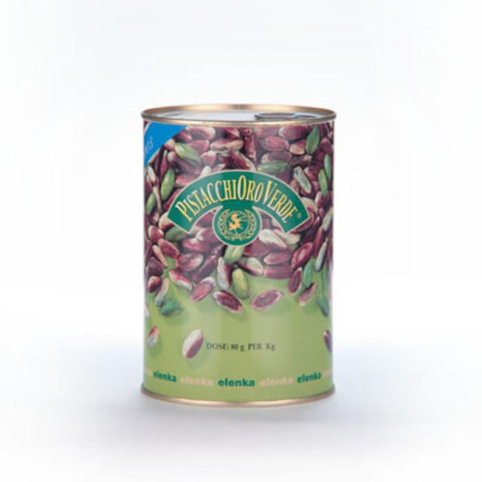 Acquista online su Gelq.it |Elenka PASTA PISTACCHIO OROVERDE. Prodotti per la tua gelateria. Paste gelato Elenka.