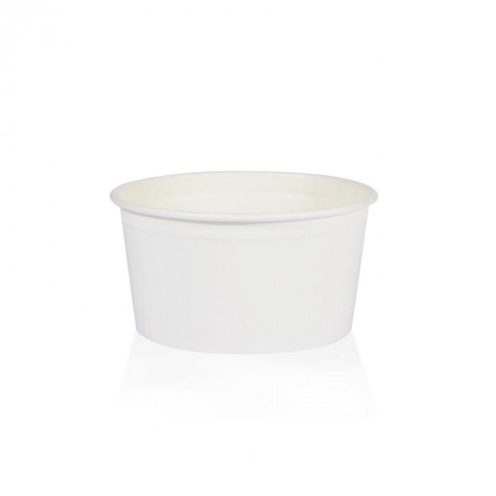 Prodotti per gelateria | Acquista online su Gelq.it | COPPETTA GELATO 10MG BIANCA di Medac. Coppette gelato.
