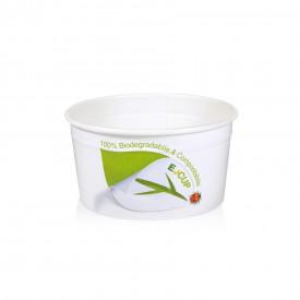 Prodotti per gelateria   Acquista online su Gelq.it   COPPETTA GELATO 10MGFB FSC MATER- BI di Medac. Coppette e bicchieri BIO ge