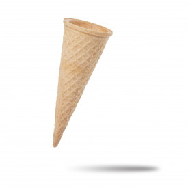 Gelq.it | MOULDED CONE ST. 1 La Cialcon | Italian gelato ingredients | Buy online | Moulded cones