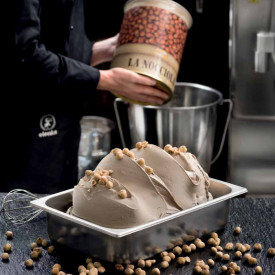 Acquista online su Gelq.it |Elenka PASTA NOCCIOLA LAURUS. Prodotti per la tua gelateria. Paste gelato Elenka.