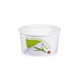 Prodotti per gelateria | Acquista online su Gelq.it | COPPETTA GELATO 16BFB FSC MATER-BI di Medac. Coppette e bicchieri BIO gela
