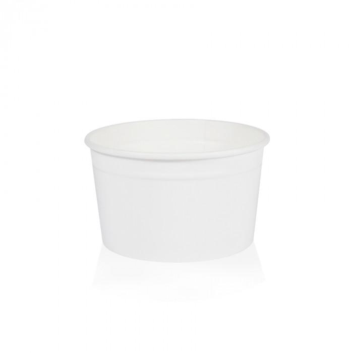 Prodotti per gelateria   Acquista online su Gelq.it   COPPETTA GELATO 20C BIANCA di Medac. Coppette gelato.