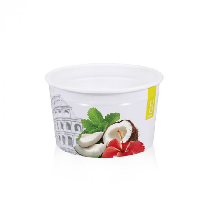 Gelq.it   GELATO PAPER CUP 20C ICE & CITY Medac   Italian gelato ingredients   Buy online   Gelato paper cups