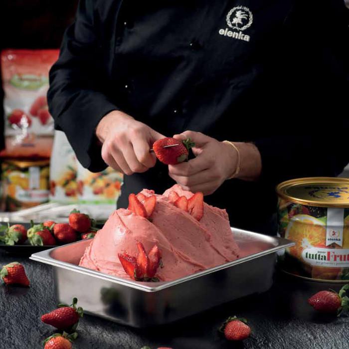 Acquista online su Gelq.it |Elenka BASE FRULIGHT. Prodotti per la tua gelateria. Base gelato Elenka.