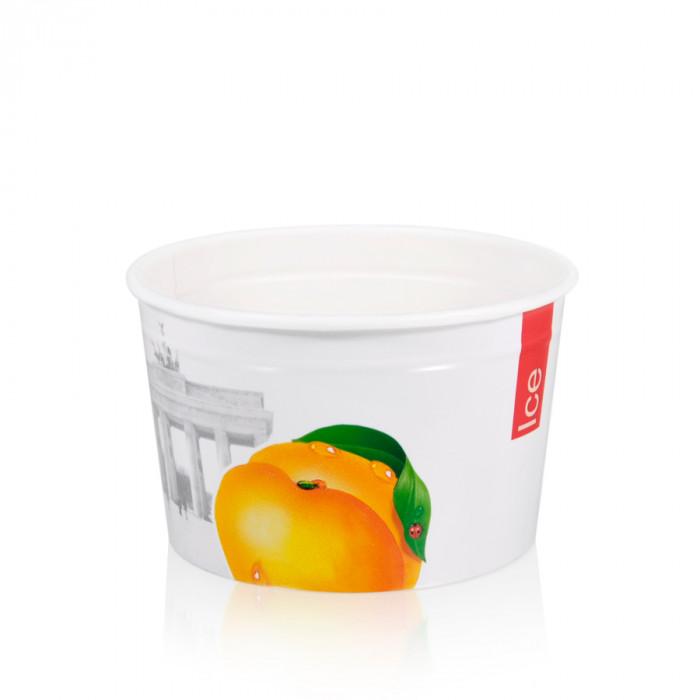 Gelq.it | GELATO PAPER CUP G4 ICE & CITY Medac | Italian gelato ingredients | Buy online | Gelato paper cups