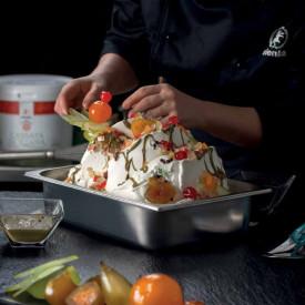 Buy online on Gelq.it | SICILIAN CASSATA PASTE WITH CANDIED FRUIT Elenka | Italian gelato ingredients | Ice cream traditional pa