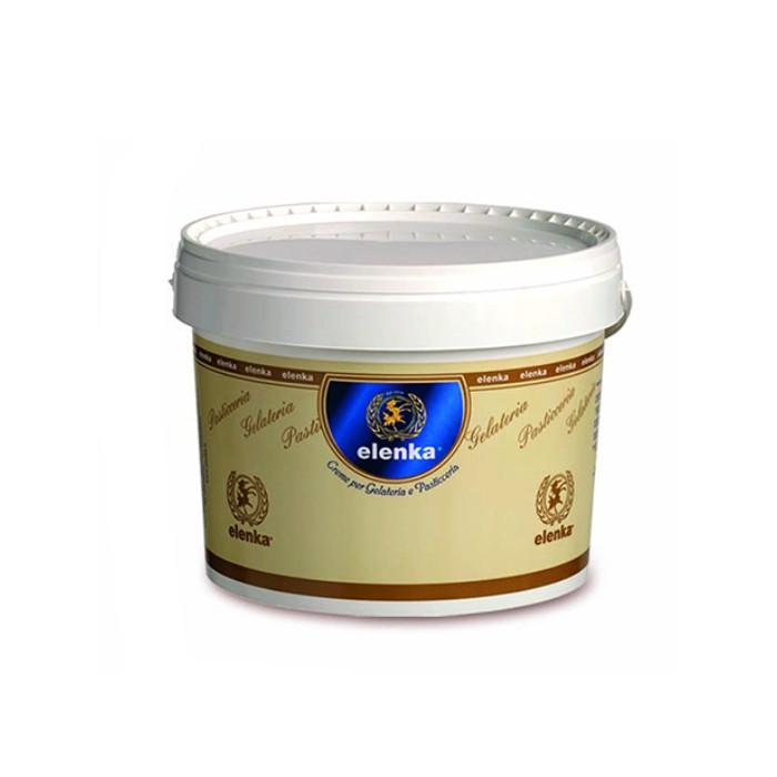 Acquista online su Gelq.it |Elenka CREMA DI NOCCIOLA PRALINATA. Prodotti per la tua gelateria. Variegati Elenka.