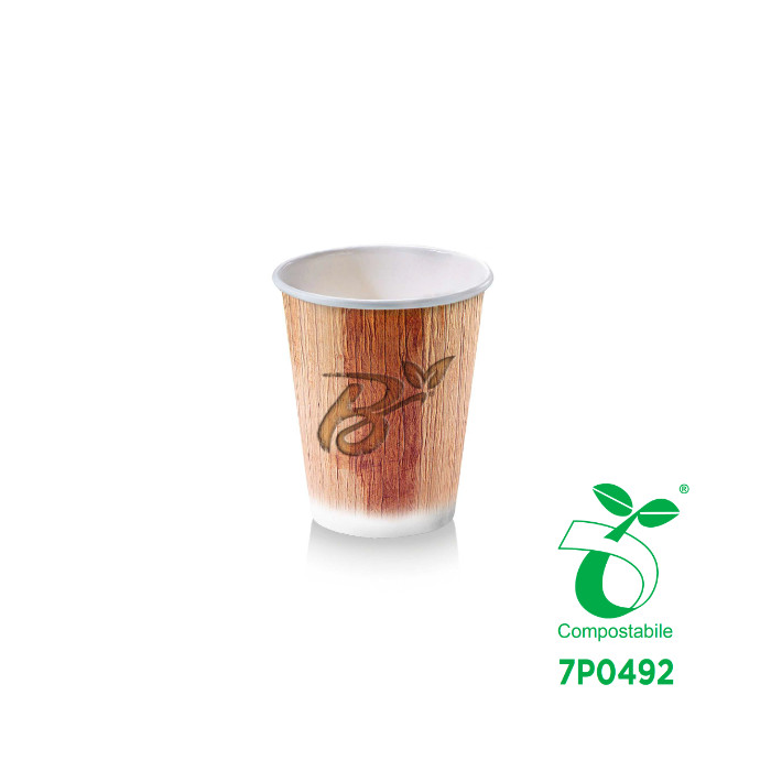 Buy online on Gelq.it | 3OZ HOT DRINK BIO CUP - COMPOSTABLE - PALM LEAF, Scatolificio del Garda |BIO accessories and packaging f