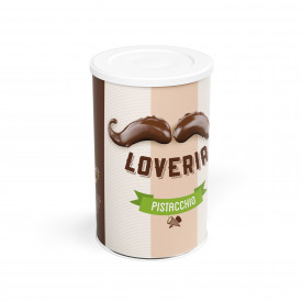 Acquista online su Gelq.it | LOVERIA PISTACCHIO IN BARATTOLO di Leagel | Crema per farcitura, crepes, waffles, pancake.