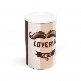 LOVERIA DARK CREAM IN JAR