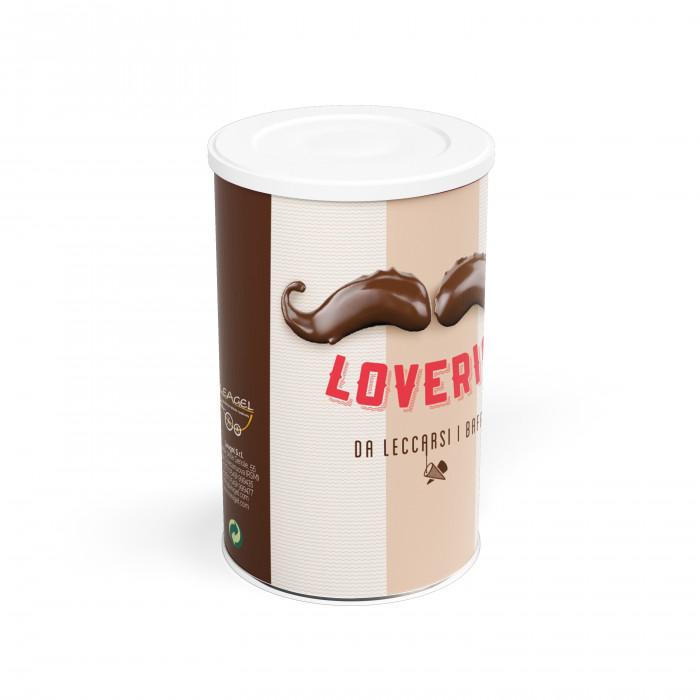 Acquista online su Gelq.it | LOVERIA CLASSICA IN BARATTOLO di Leagel | Crema per farcitura, crepes, waffles, pancake.