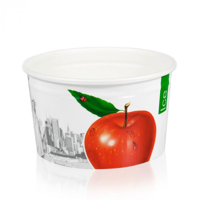 Prodotti per gelateria | Acquista online su Gelq.it | COPPETTA GELATO M2 ICE & CITY di Medac. Coppette gelato.