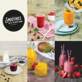Acquista online su Gelq.it | KIT SMOOTHIES di Leagel | Articoli per il bar Smoothies di frutta, frullati frutta per il bar