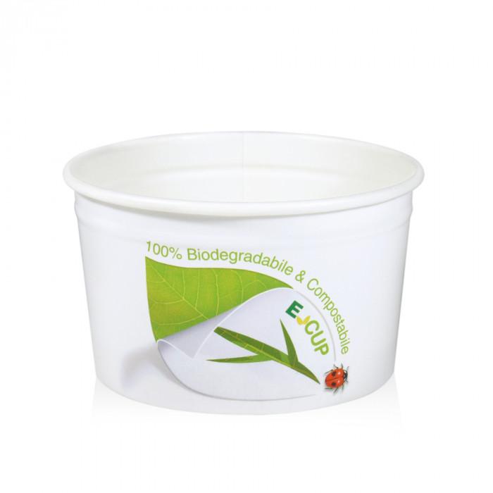 Italian gelato ingredients   Ice cream products   Buy online   GELATO PAPER CUP M2FB FSC MATER-BI Medac on BIO cups