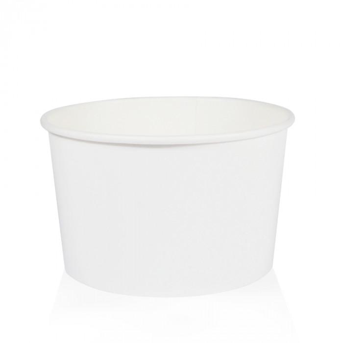 Gelq.it | GELATO PAPER CUP MD4 WHITE Medac | Italian gelato ingredients | Buy online | Gelato paper cups