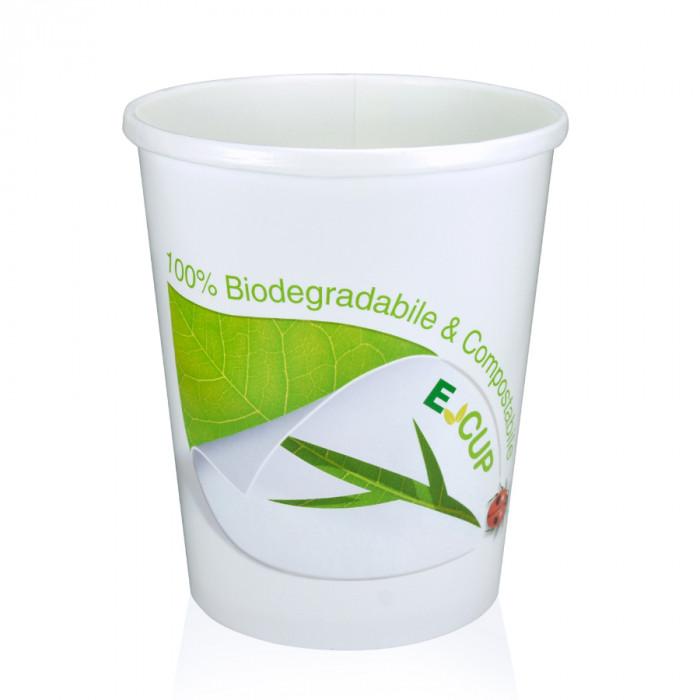 Italian gelato ingredients   Ice cream products   Buy online   MILKSHAKE PAPER CUP W550FB FSC MATER-BI Medac on BIO cups