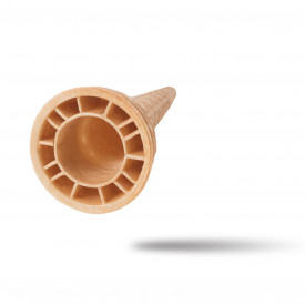 Gelq.it | MOULDED CONE COPPA 5 La Cialcon | Italian gelato ingredients | Buy online | Moulded cones