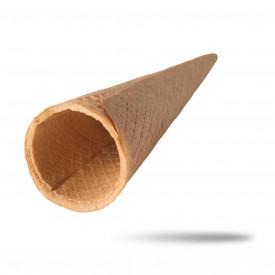 Prodotti per gelateria | Acquista online su Gelq.it | CONO ARROTOLATO 2000/1 di La Cialcon. Coni in cialda per gelato artigianal