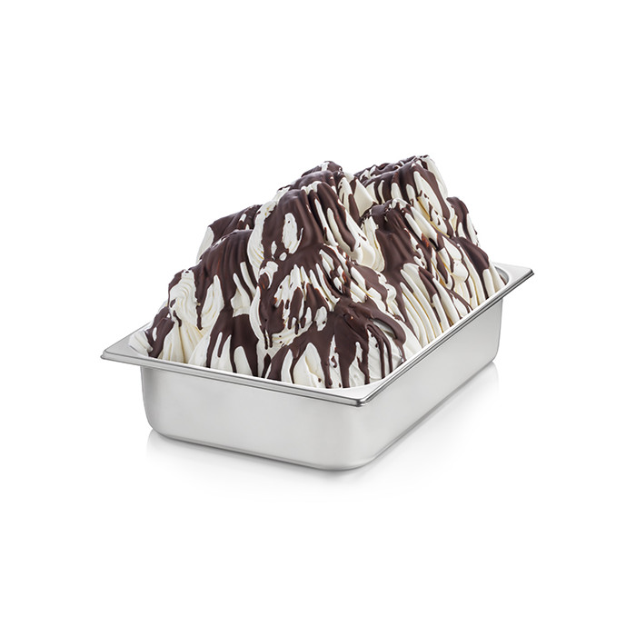 Prodotti per gelateria | Acquista online su Gelq.it | COPERTURA PER STRACCIATELLA di Gelq Ingredients. Coperture per gelato.